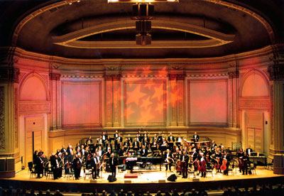 The New York Pops at Carnegie Hall